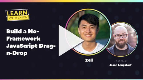 Build a No-Framework JavaScript Drag-n-Drop (with Zell)