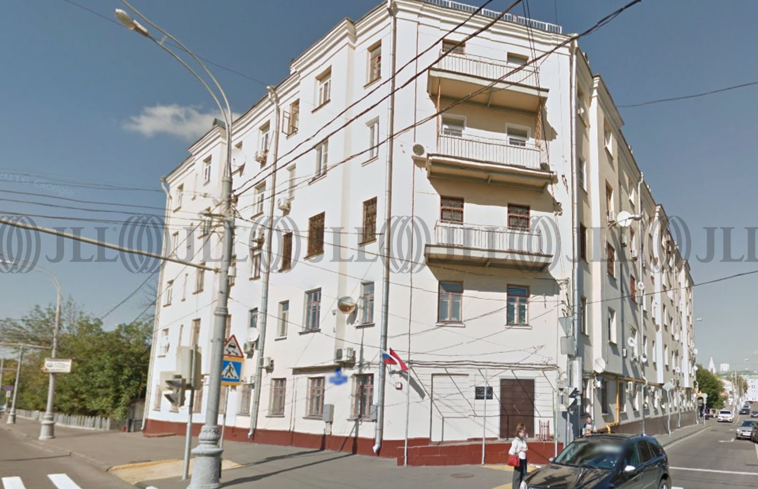 Офисная недвижимость Москва - Серафимовича ул. 5/16