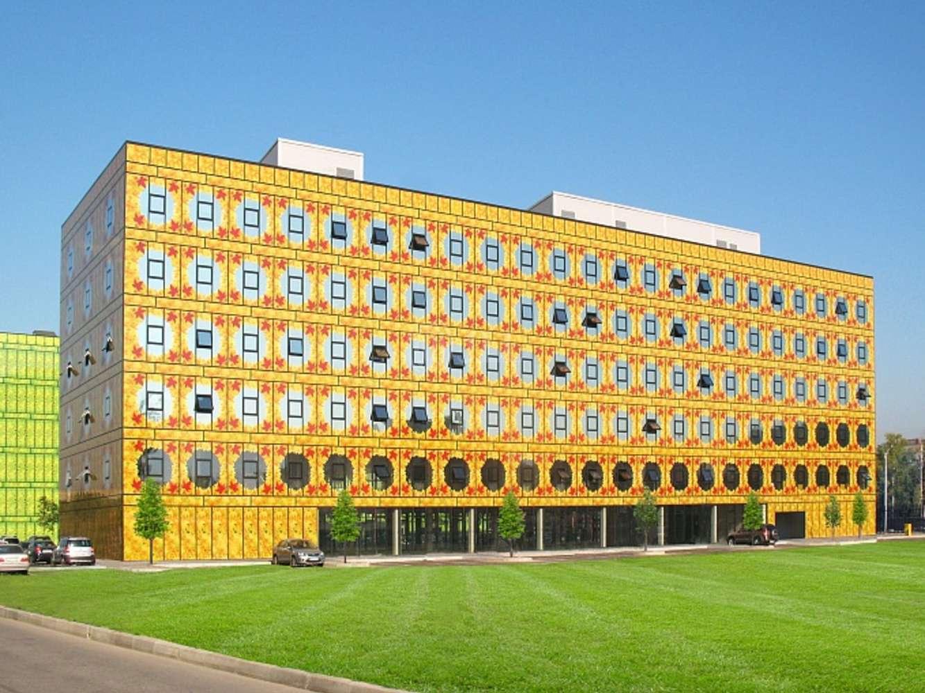 Офисная недвижимость Санкт-петербург - Осень (Бизнес-Парк Полюстрово)