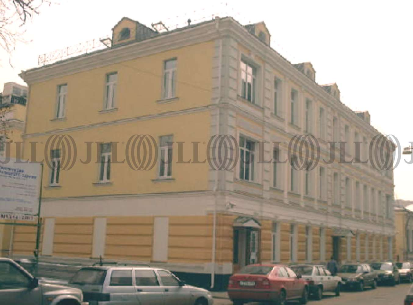 Офисная недвижимость Москва - Калошин пер. 4