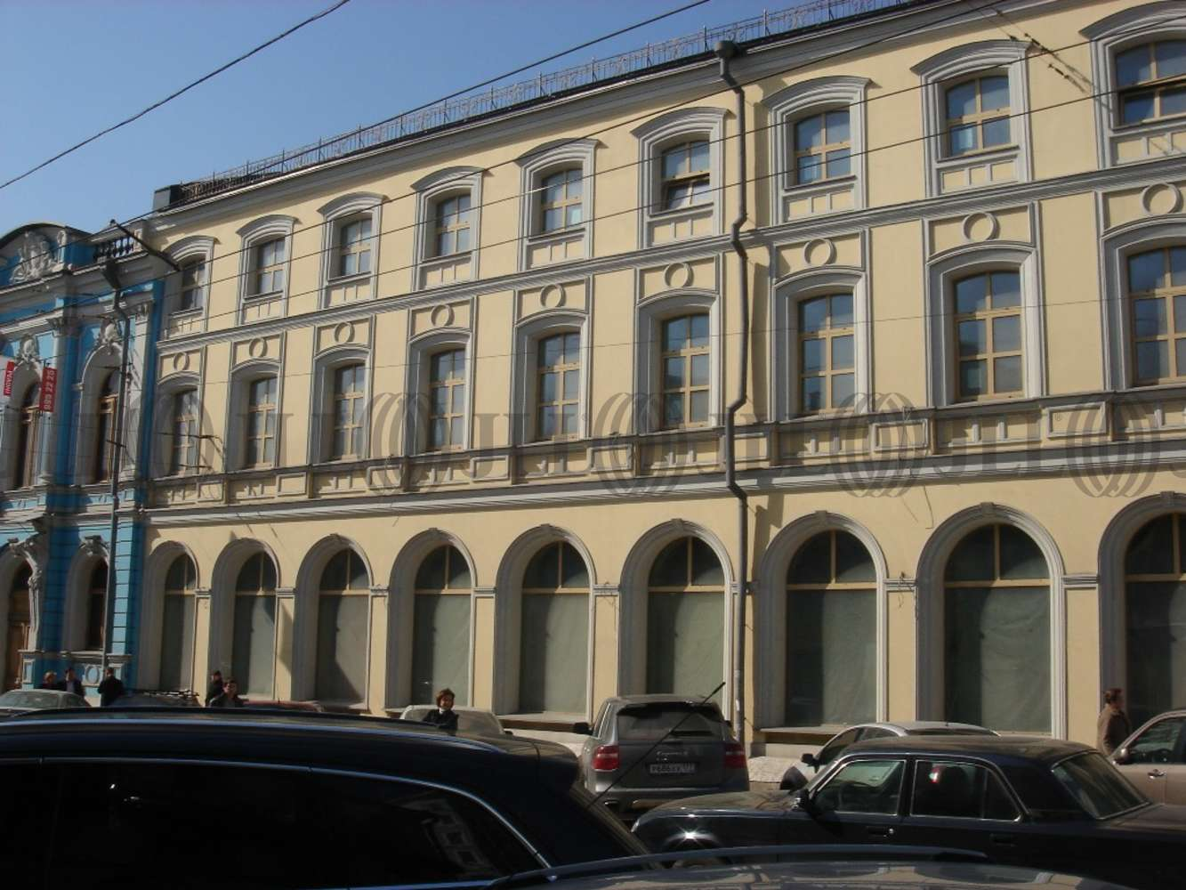 Офисная недвижимость Москва - Мясницкая ул., 7 стр. 1