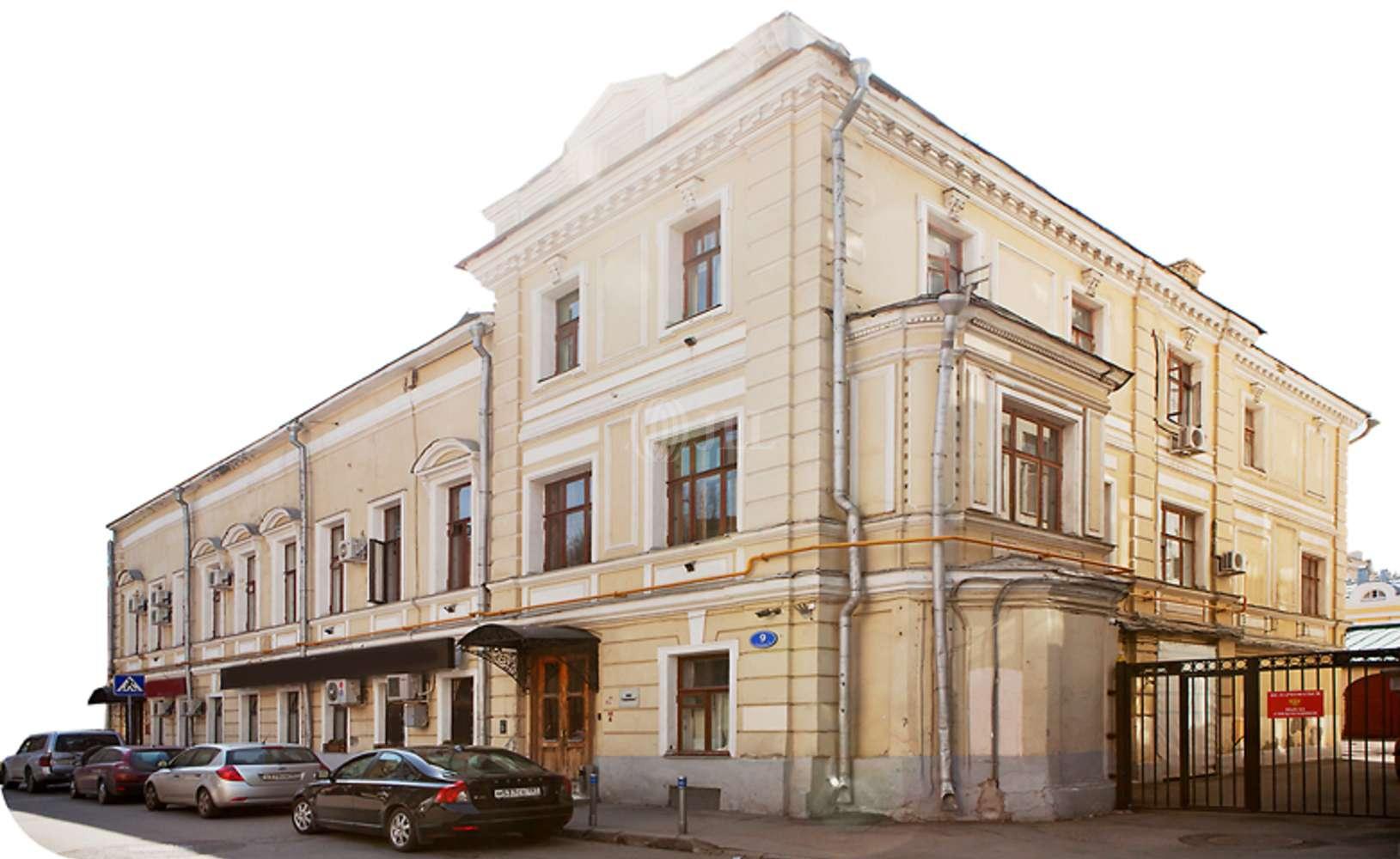 Офисная недвижимость Москва,  - Малый Кисловский пер. 9 стр. 1