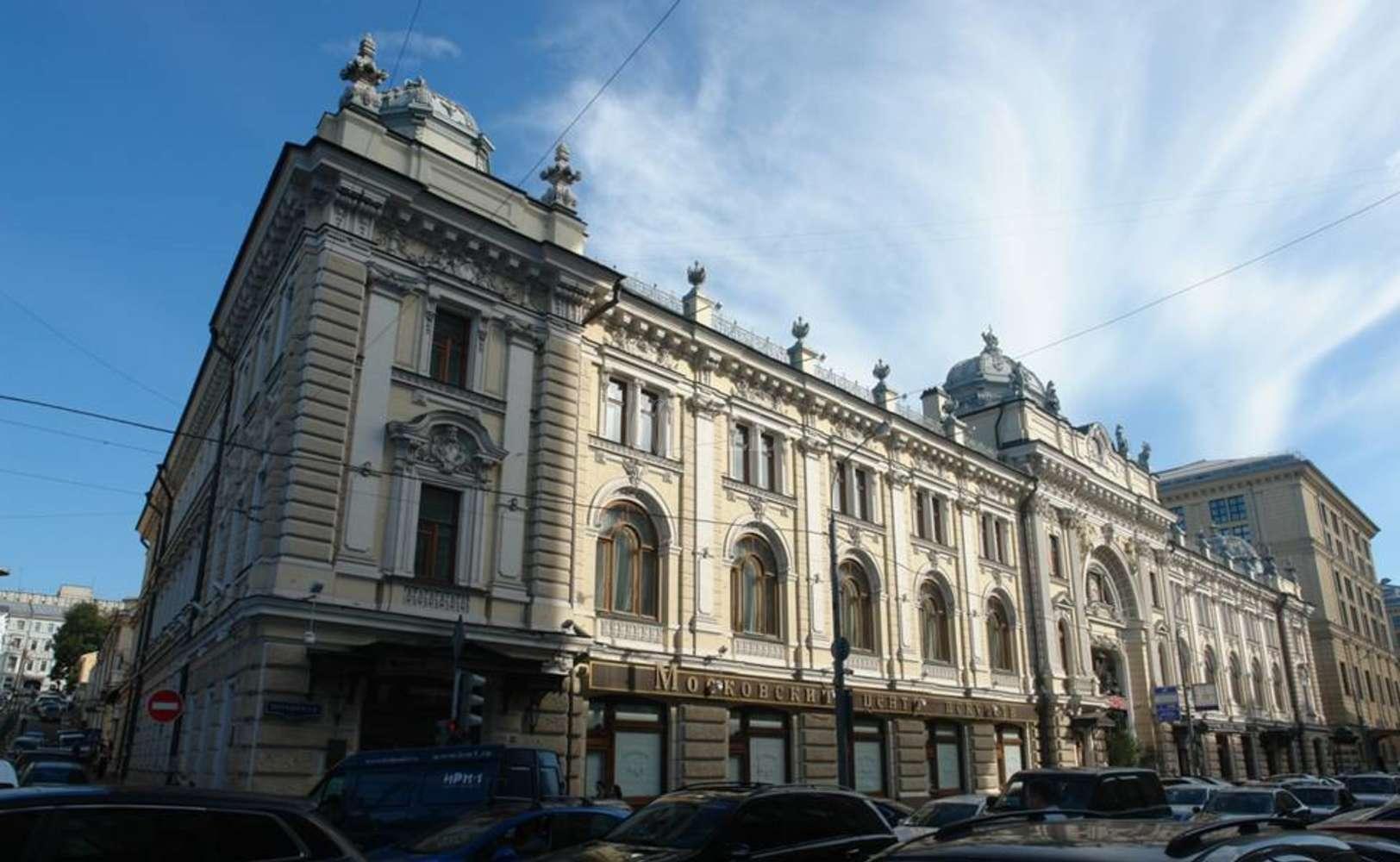 Офисная недвижимость Москва - Неглинная ул. 14 стр. 1А