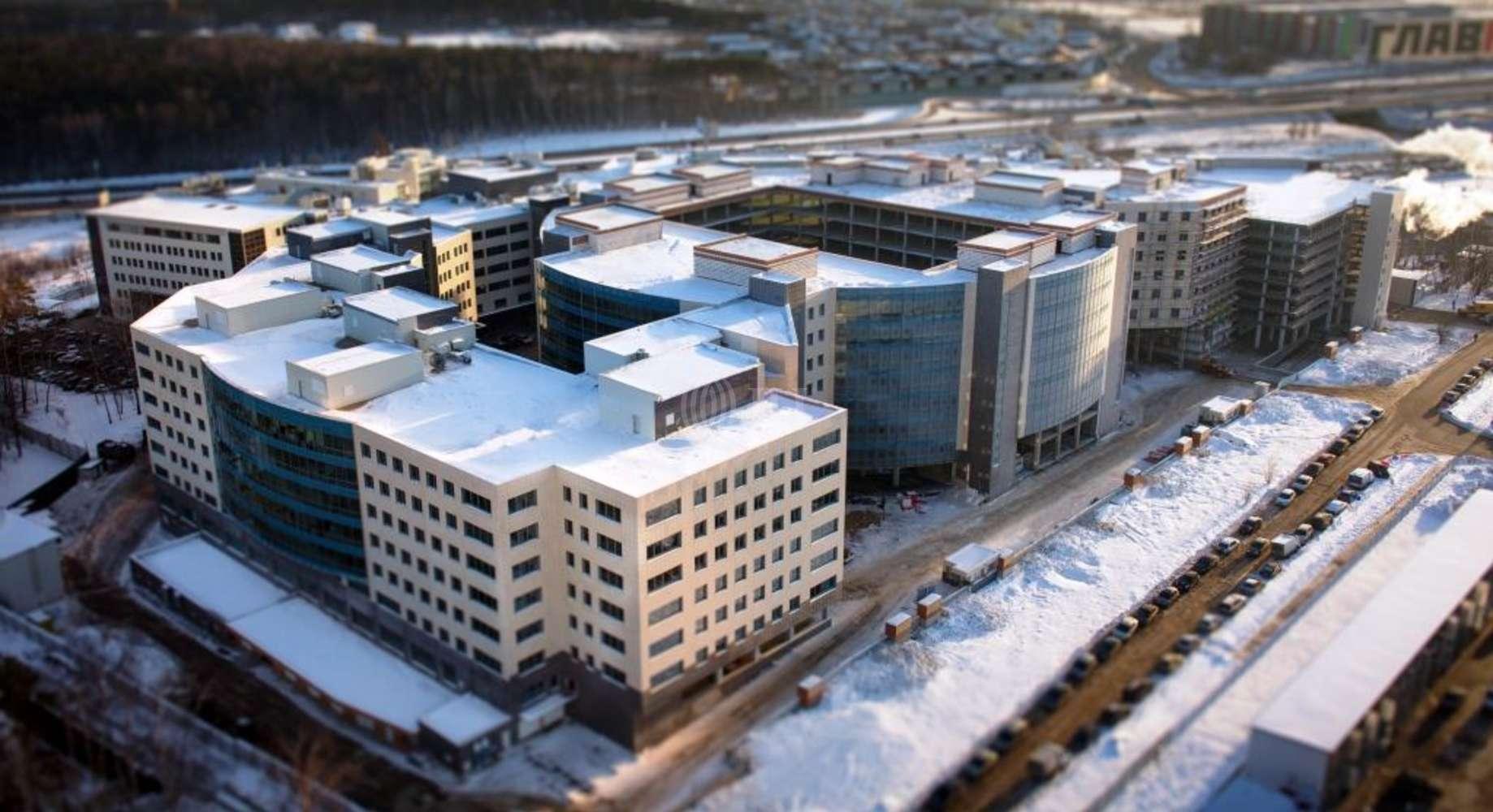 Офисная недвижимость Москва,  - Рига Лэнд (Строение 6)