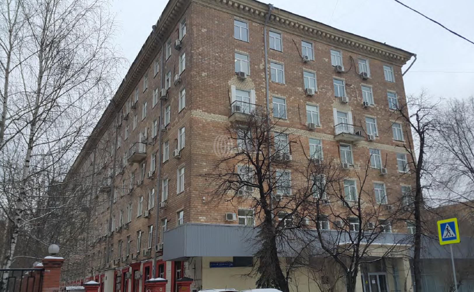 Офисная недвижимость Москва,  - Sinatra