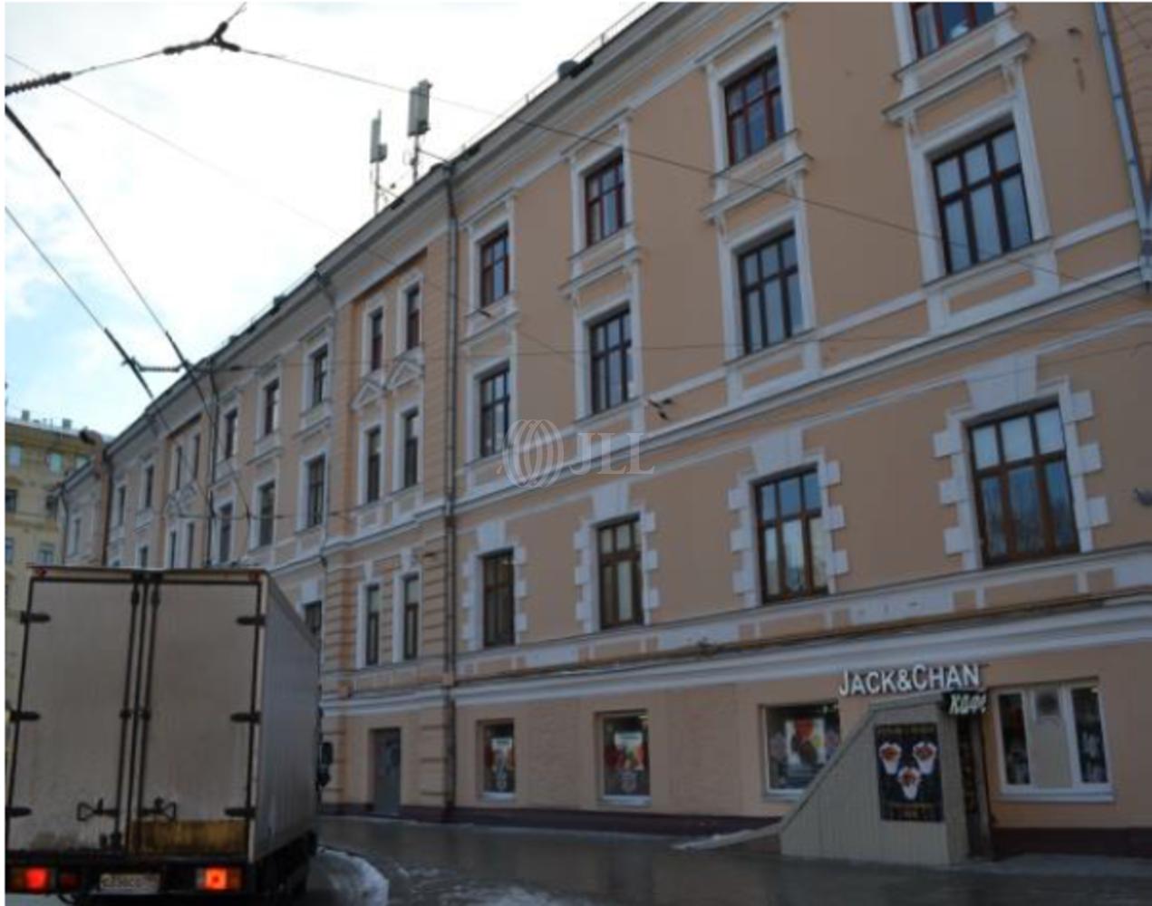 Офисная недвижимость Москва,  - 1-я Тверская-Ямская ул. 2 стр. 1