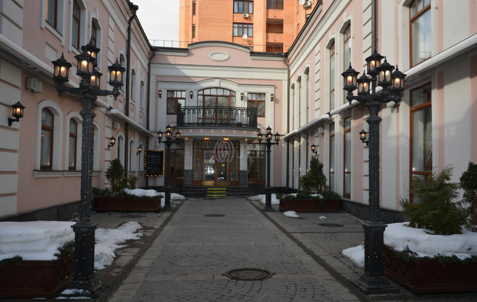 Офисная недвижимость Москва - Тихвинская ул. 2