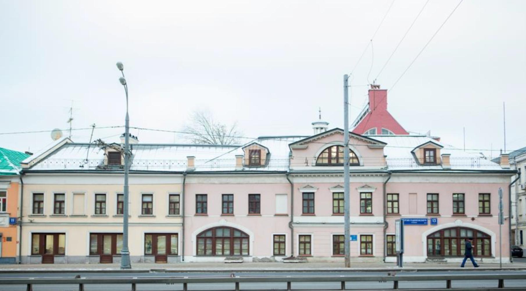 Офисная недвижимость Москва - Сергия Радонежского ул. 13 стр. 1