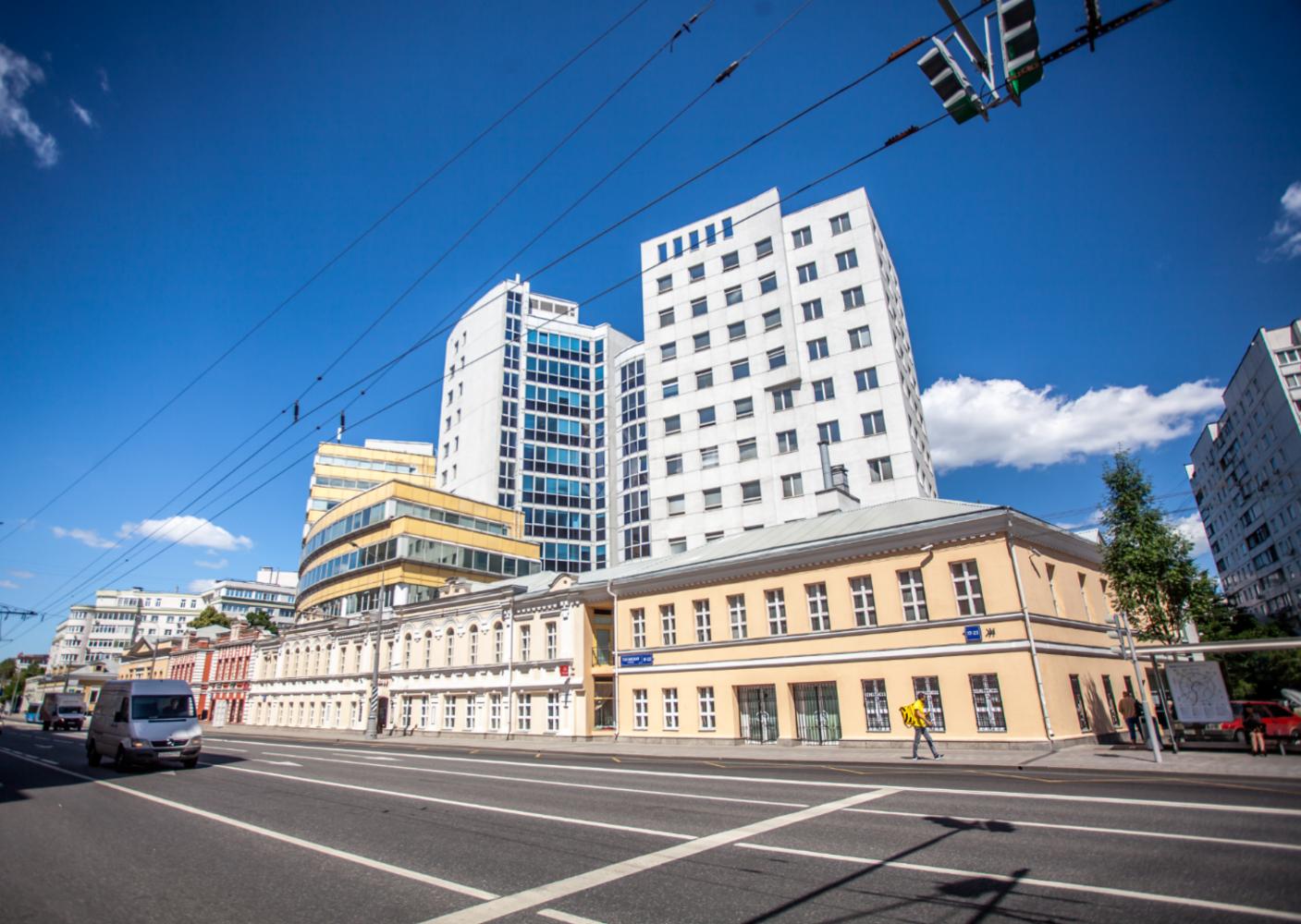 Офисная недвижимость Москва,  - Mosenka Park Towers 4