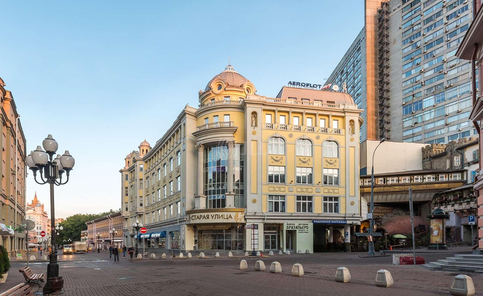 Гибкие пространства Москва,  - Space 1 Midland Plaza