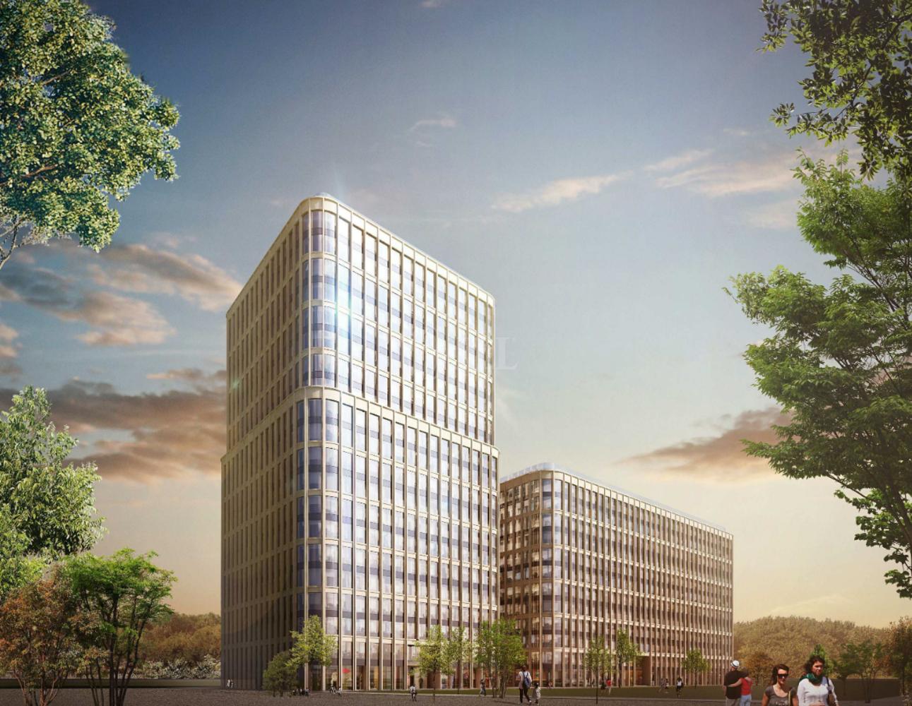 Офисная недвижимость Москва,  - Тверская Плаза IV