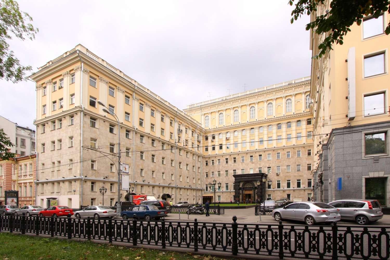 Офисная недвижимость Москва - Тверской б-р 13 cтр. 1