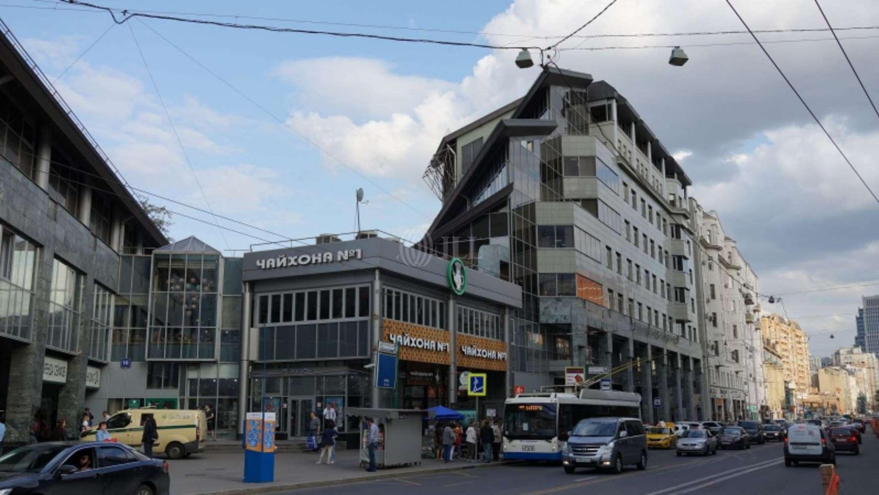 Офисная недвижимость Москва - Новослободская ул. 16