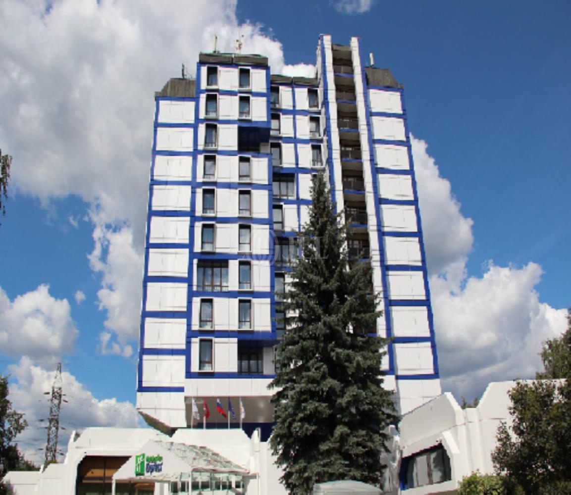Офисная недвижимость Москва - Левобережная ул. 12
