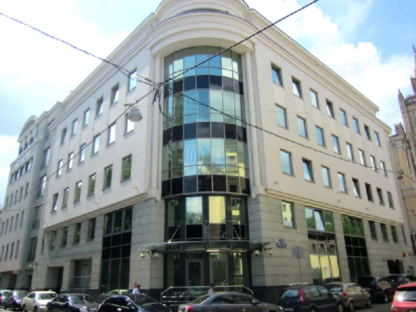 Офисная недвижимость Москва - Плотников Плаза