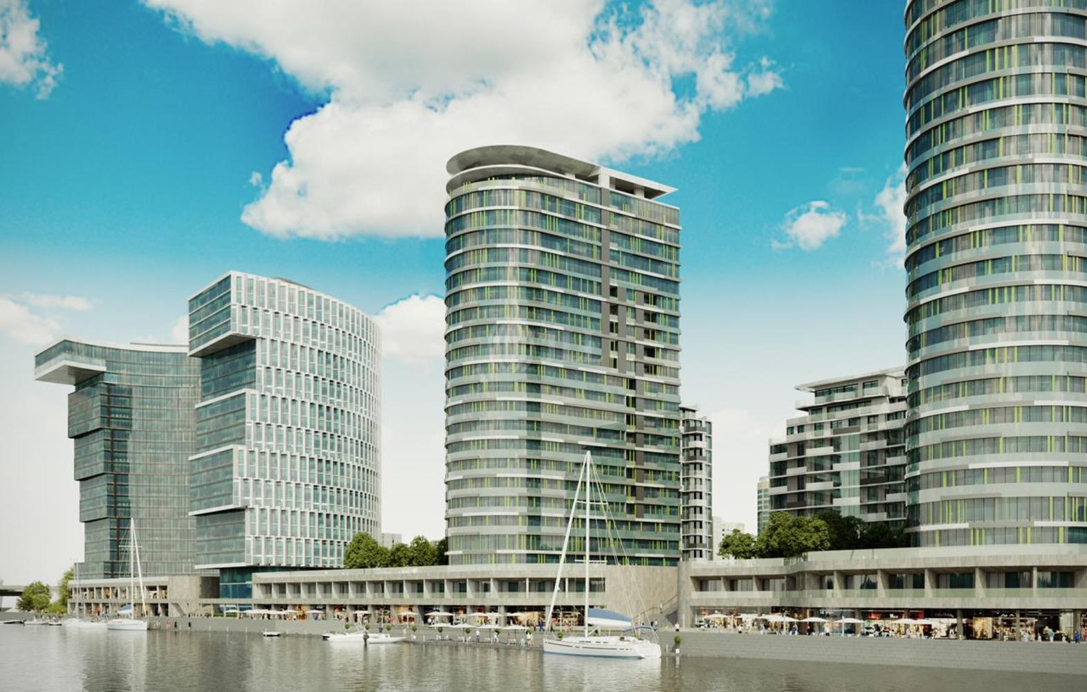Офисная недвижимость Москва - Aquatoria