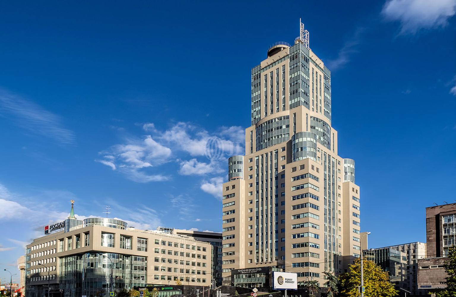 Гибкие пространства Москва - Regus Домников