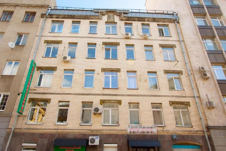 Офисная недвижимость Москва - 2-я Тверская-Ямская ул. 18