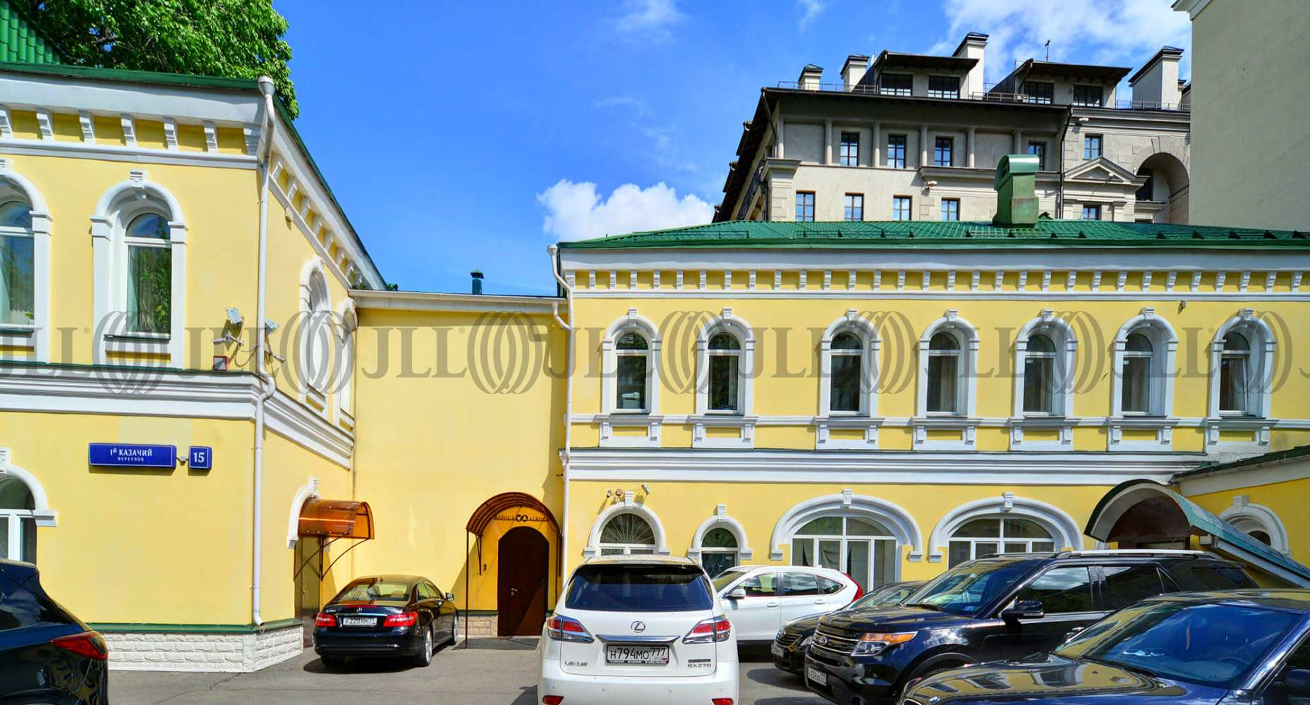 Офисная недвижимость Москва - 1-й Казачий пер. 15 стр. 1