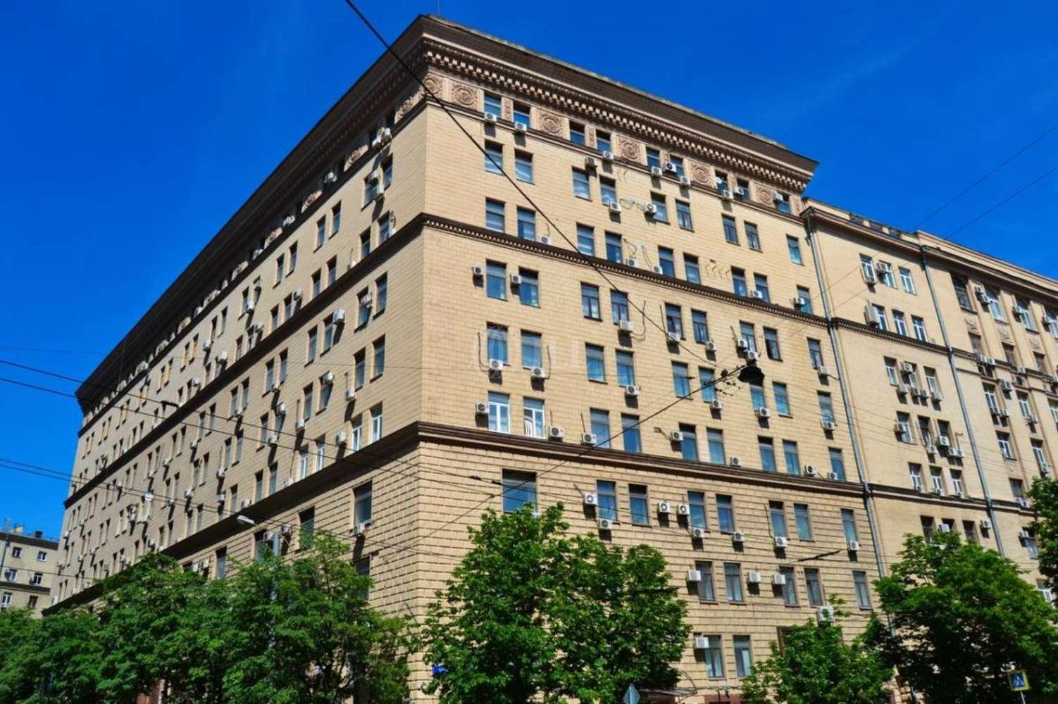 Офисная недвижимость Москва,  - Орликов Плаза