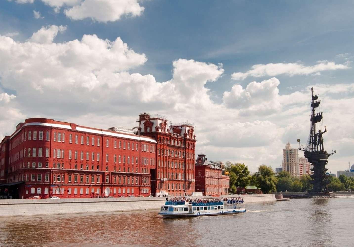 Гибкие пространства Москва,  - Deworkacy Красный Октябрь