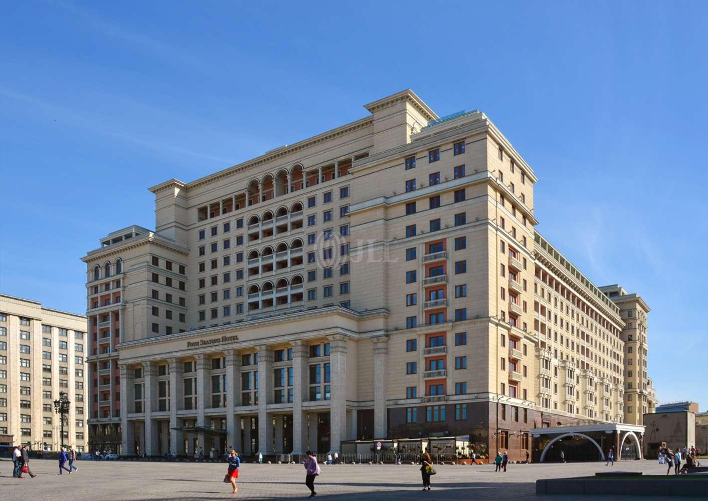 Гибкие пространства Москва - Meeting Point Moscow