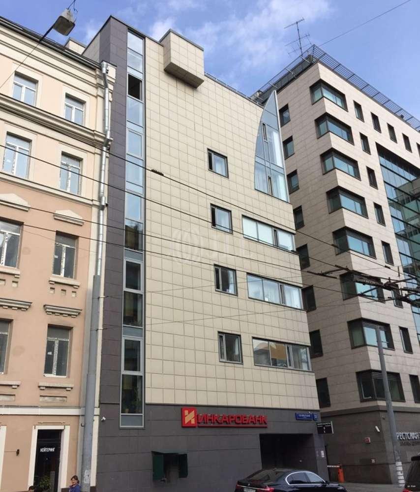 Офисная недвижимость Москва - Мономах