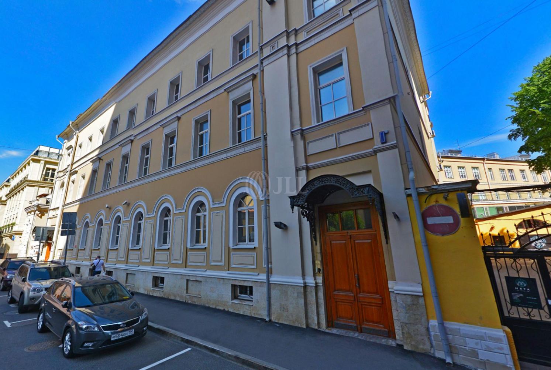 Офисная недвижимость Москва - Особняк на Лубянке