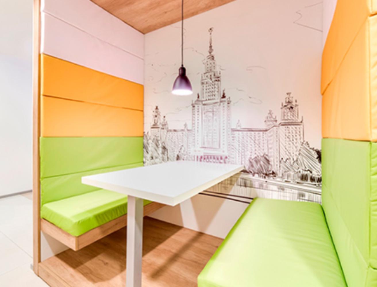Гибкие пространства Москва - Regus Капитолий