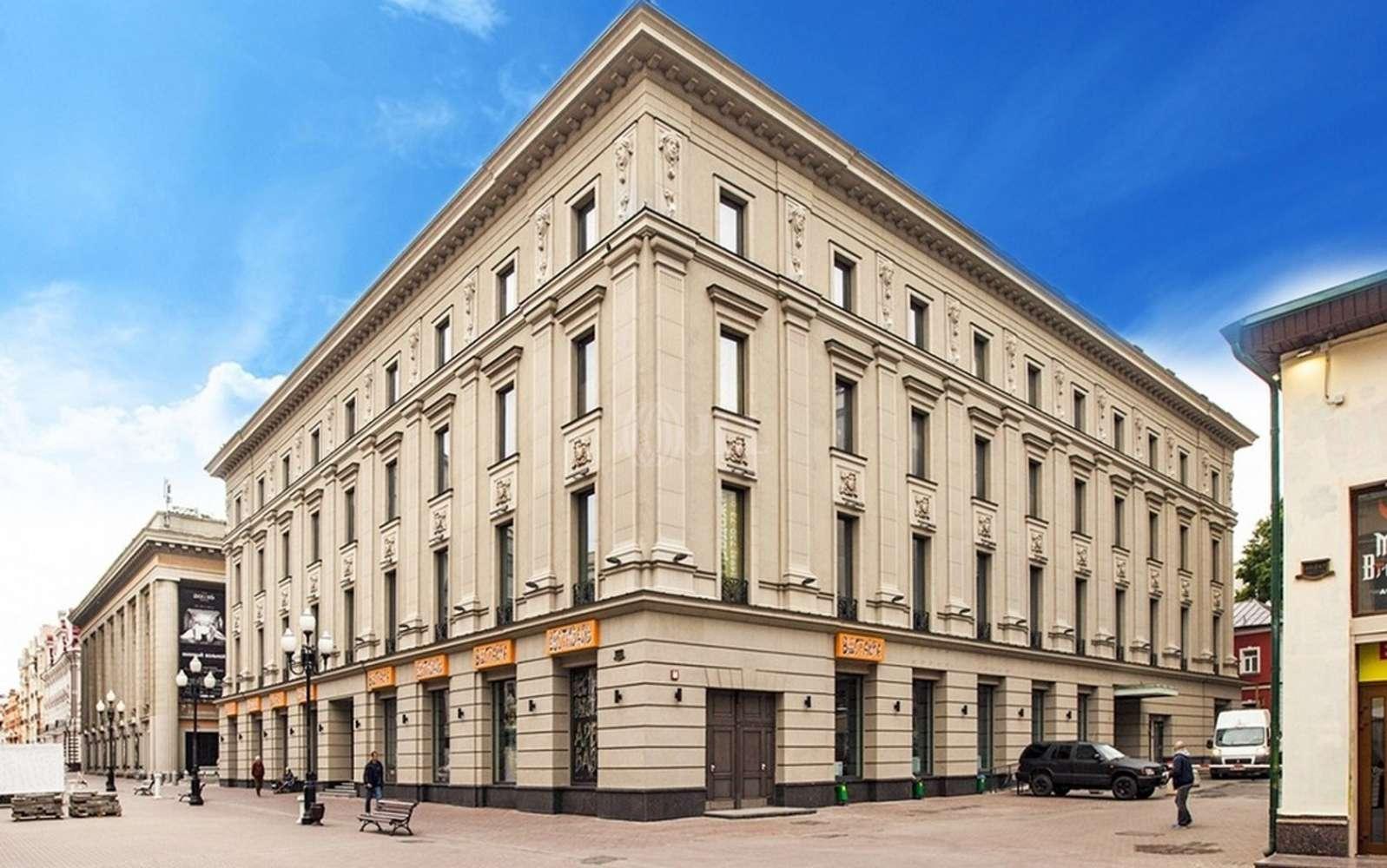 Офисная недвижимость Москва - Турандот