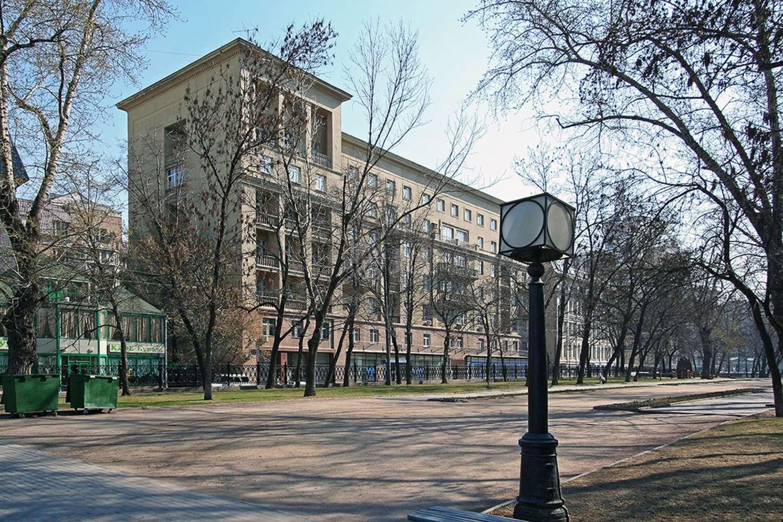 Гибкие пространства Москва,  - Ключ Сретенский бульвар