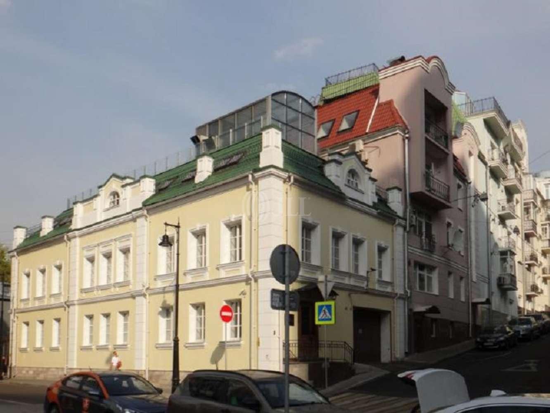 Офисная недвижимость Москва - Большой Головин пер. 2
