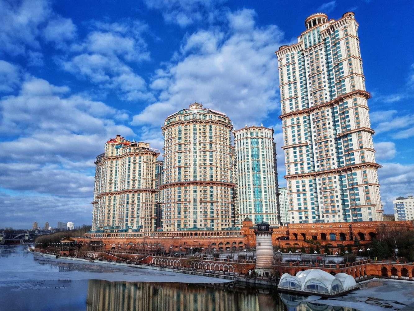 Офисная недвижимость Москва,  - Алые Паруса