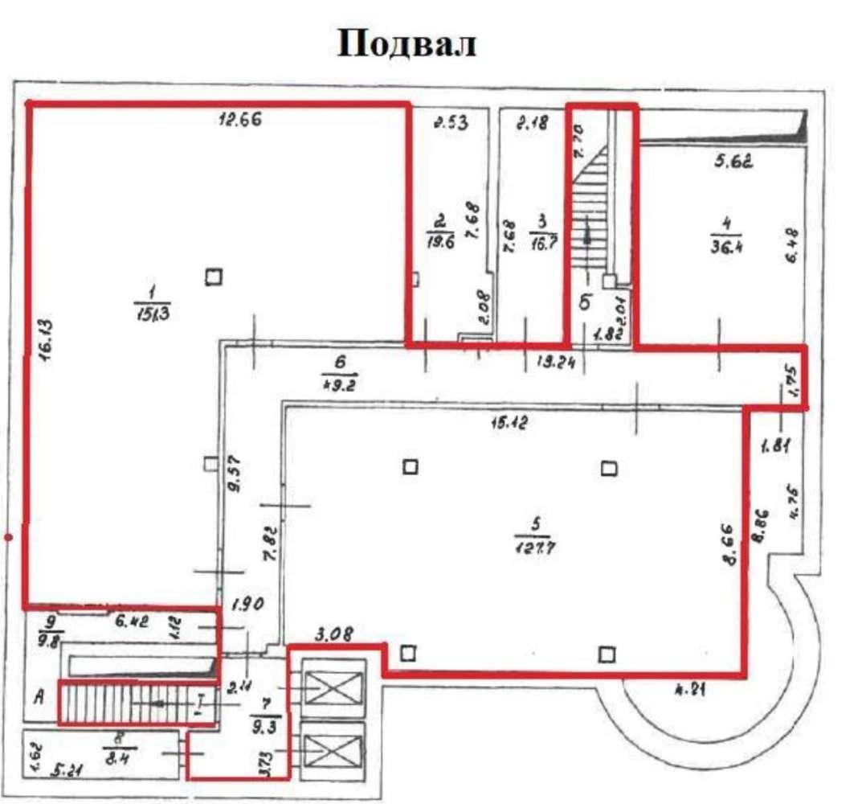 Офисная недвижимость Москва,  - Декабристов ул. 38 стр. 1