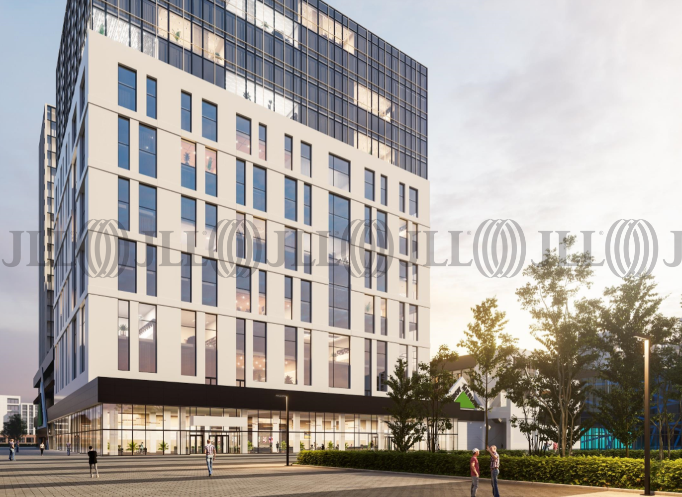 Офисная недвижимость Москва, 115280 - Парк Легенд  II