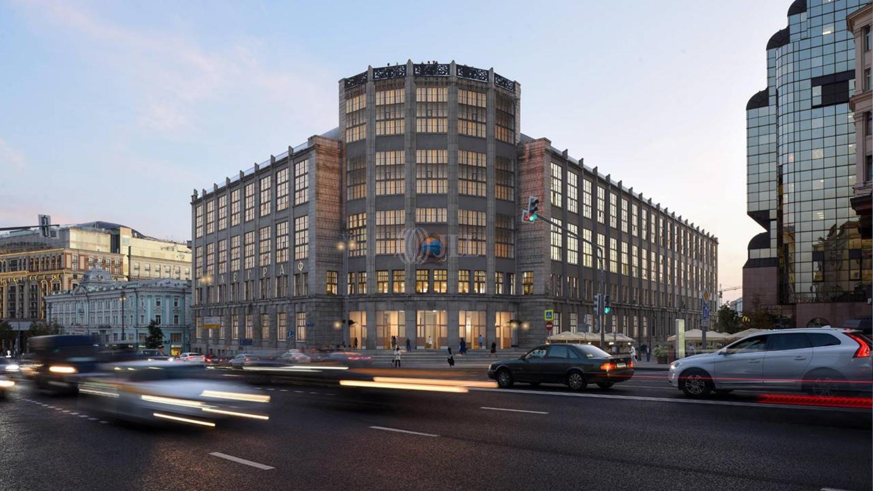 Офисная недвижимость Москва,  - Центральный Телеграф