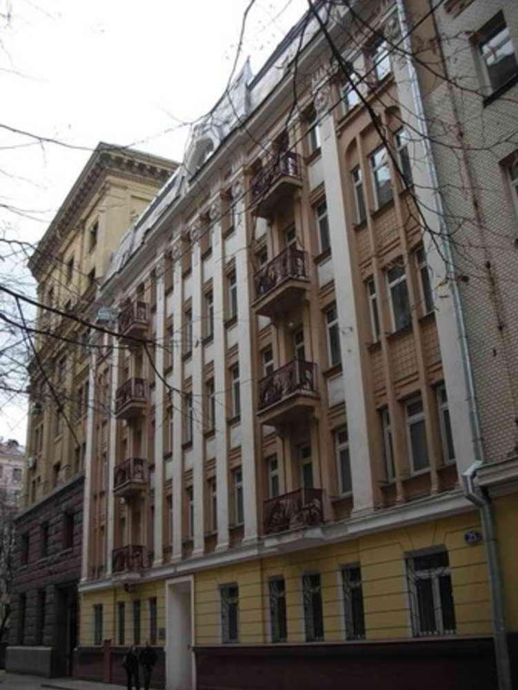 Офисная недвижимость Москва,  - Ермолаевский пер. 25