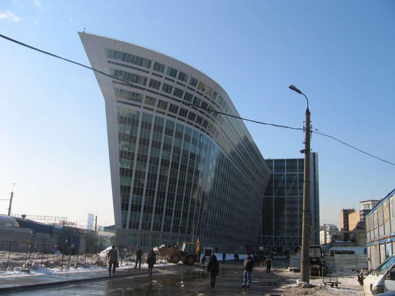 Офисная недвижимость Москва,  - Легион III (Фаза I, II)