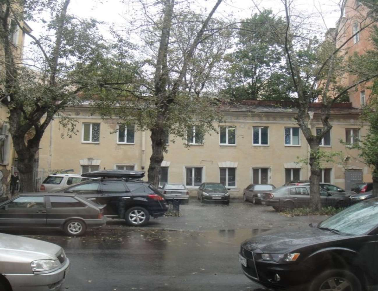 Офисная недвижимость Санкт-петербург,  - Дегтярная 8