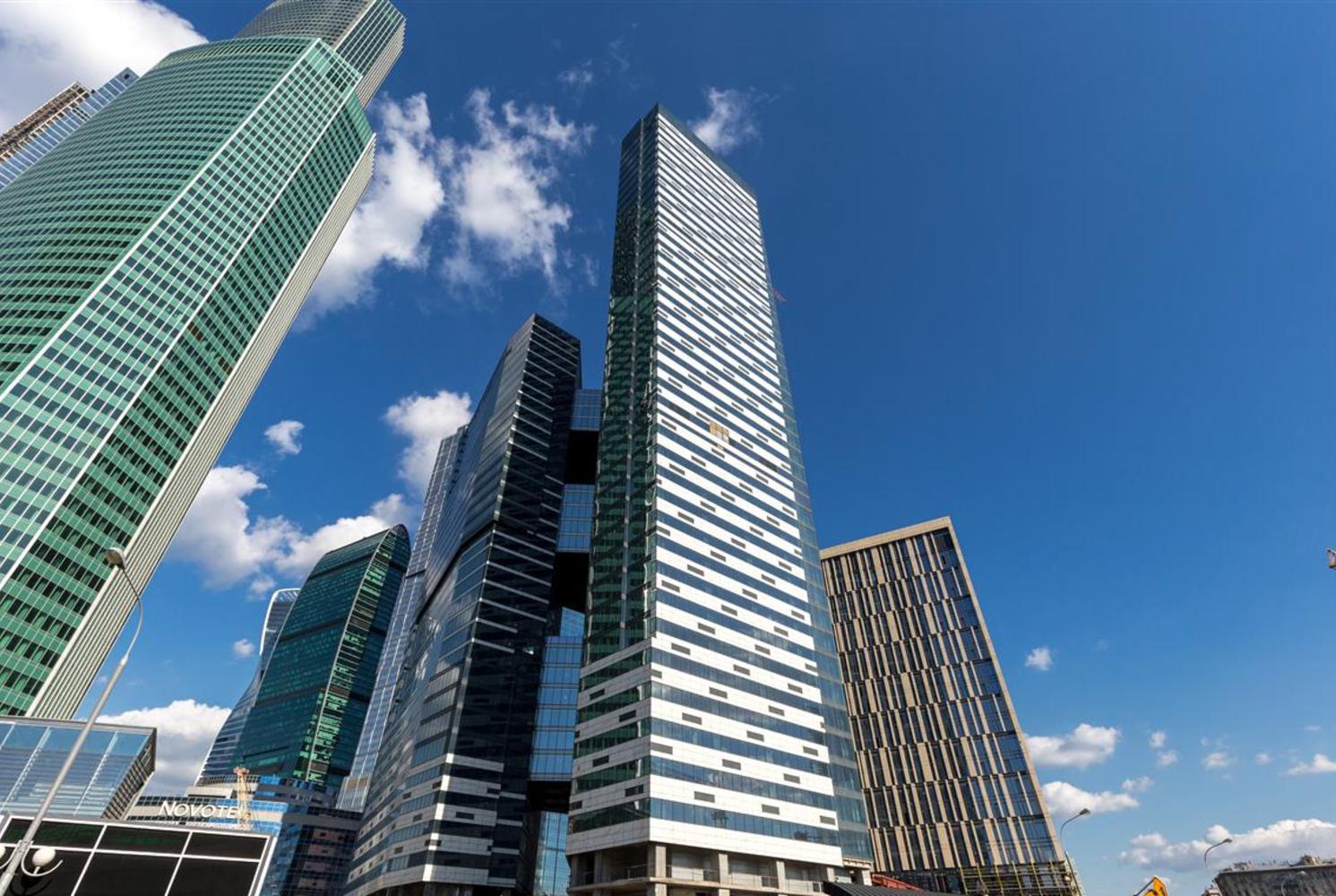 Офисная недвижимость Москва, 123317 - IQ Квартал