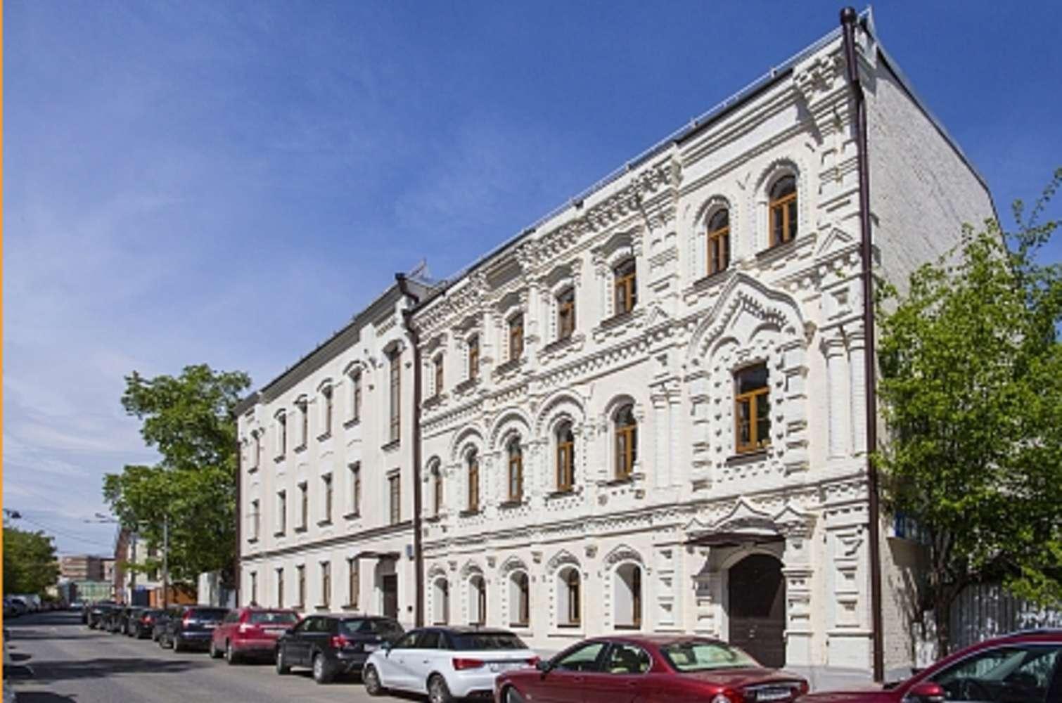 Офисная недвижимость Москва,  - Третьяков - Красная Роза 1875