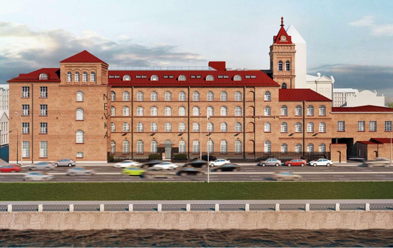 Офисная недвижимость Санкт-петербург, 194044 - Деловой центр Невка