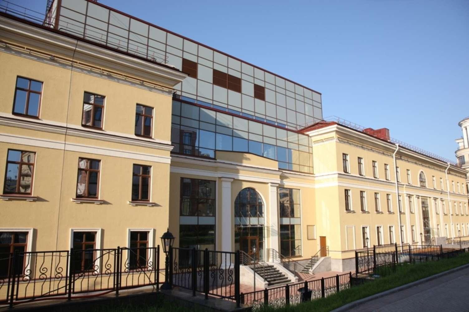Офисная недвижимость Санкт-петербург, 191014 - Георгиевский особняк