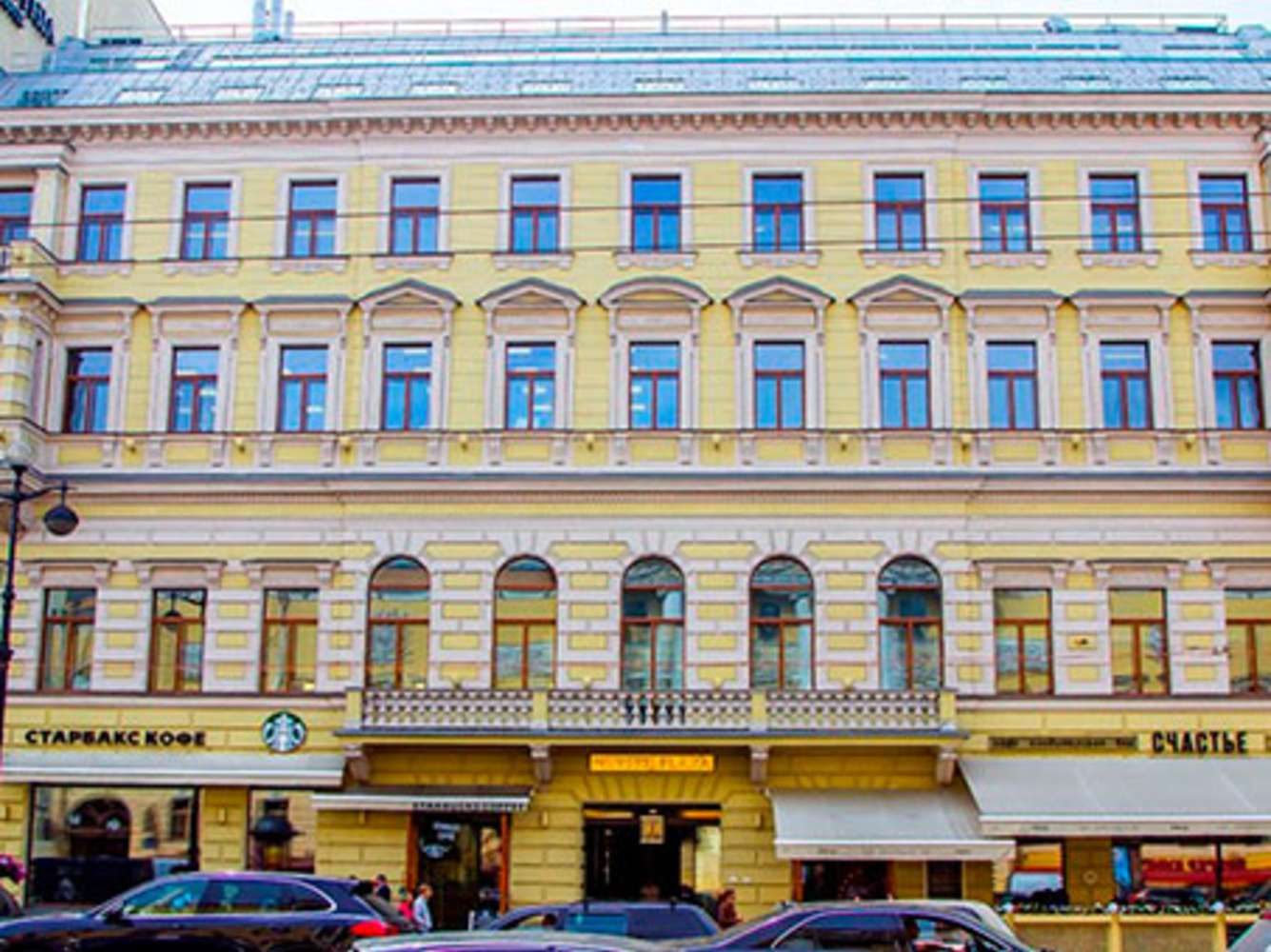 Офисная недвижимость Санкт-петербург, 191025 - Невский Плаза
