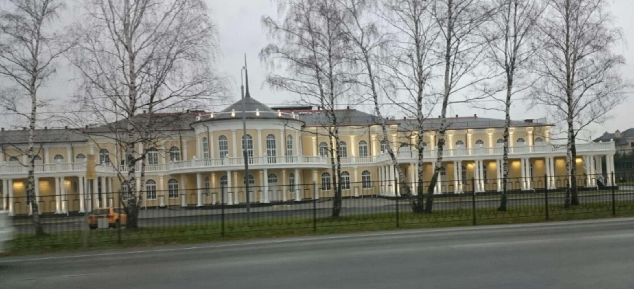 Офисная недвижимость Москва,  - Рублево-Успенское шоссе,  12 km from MKAD