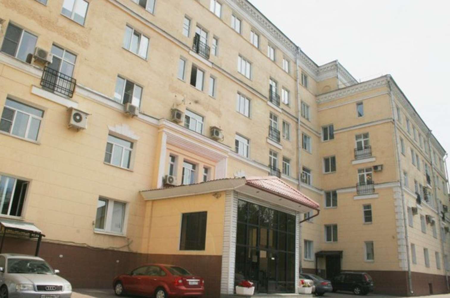 Офисная недвижимость Москва,  - Коккинаки ул. 4