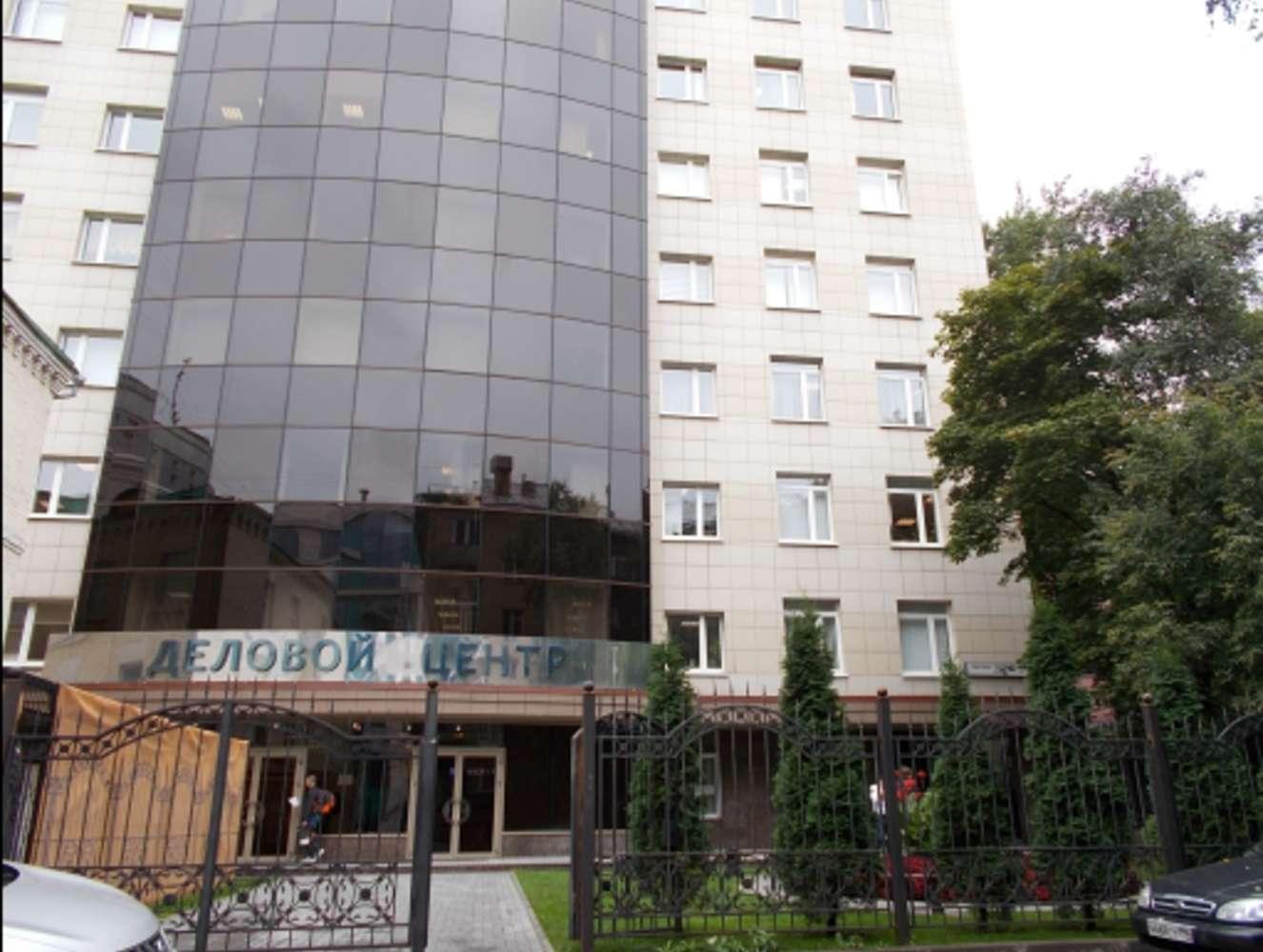 Офисная недвижимость Москва,  - Малая Грузинская ул. 3
