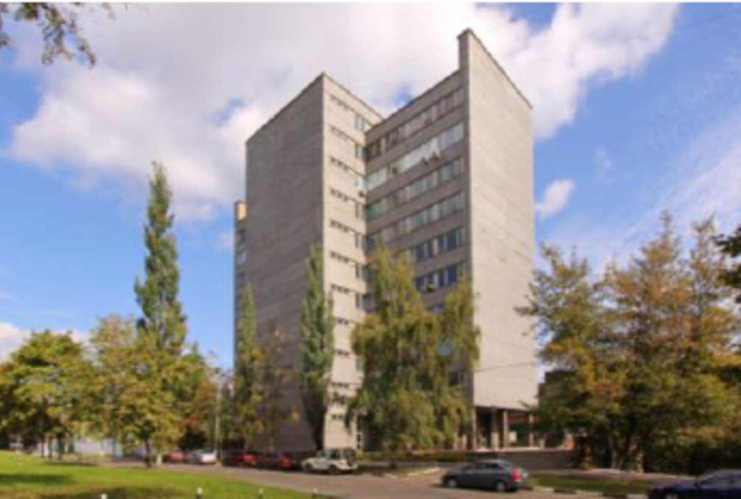 Офисная недвижимость Москва,  - Подъёмная ул. 14