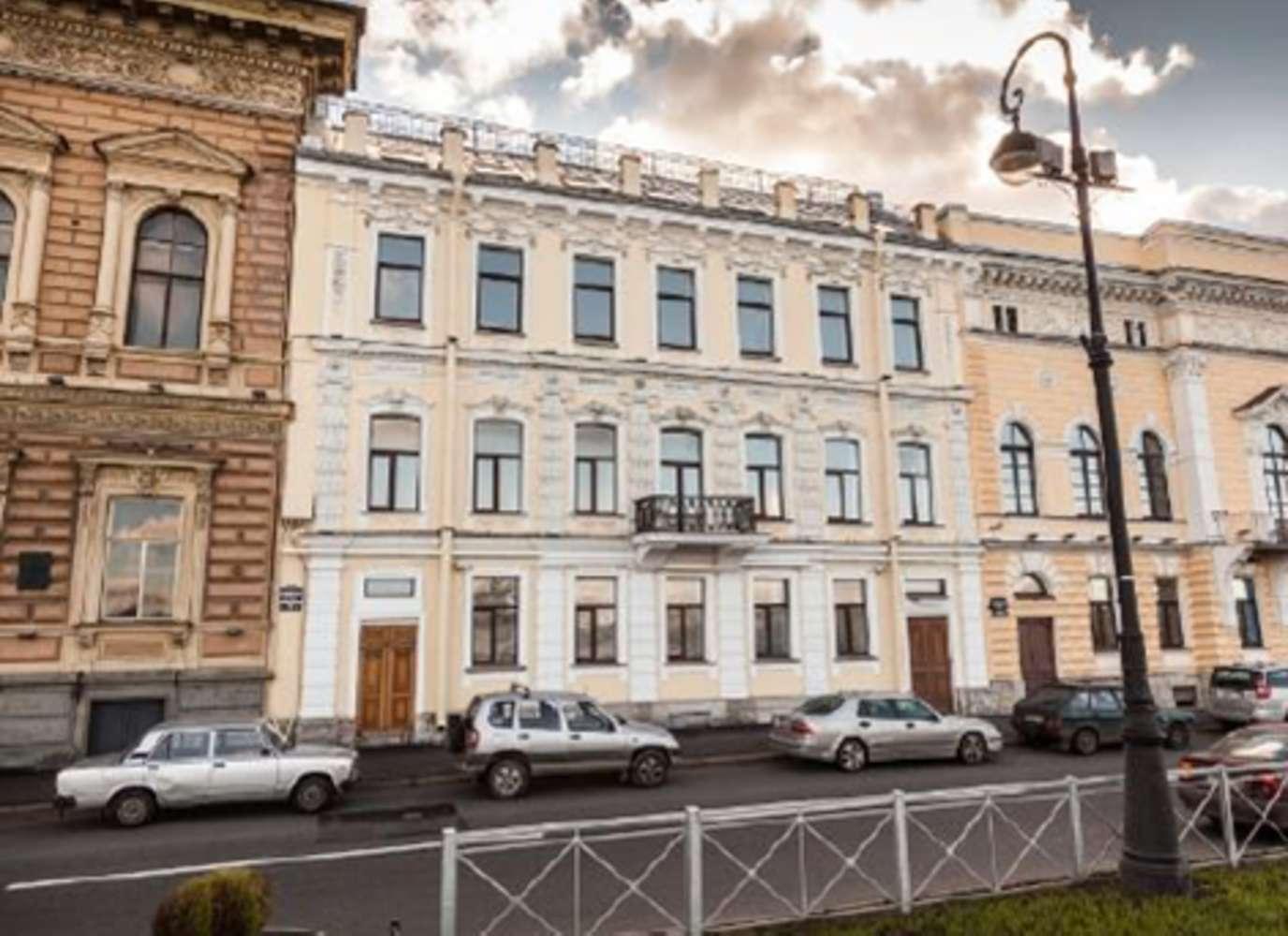 Офисная недвижимость Санкт-петербург,  - Английская наб., 70/Галерная, 73