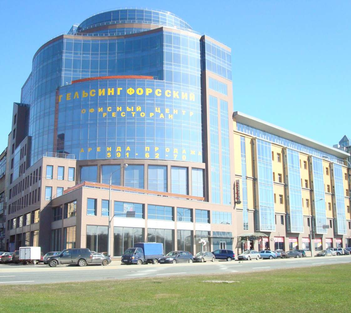 Офисная недвижимость Санкт-петербург, 194044 - Гельсингфорский